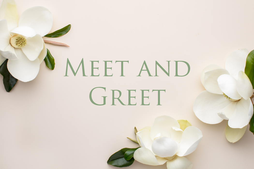 Leah E. Moss Designs - Meet and Greet - wedding invitations process