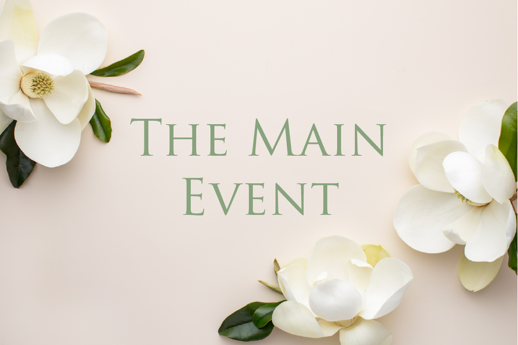 Leah E. Moss Designs - The Main Event - wedding invitations process