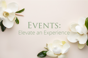 Leah E. Moss Designs - Events