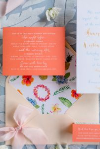 Added card for rehearsal dinner and sendoff brunch - Leah E. Moss Designs