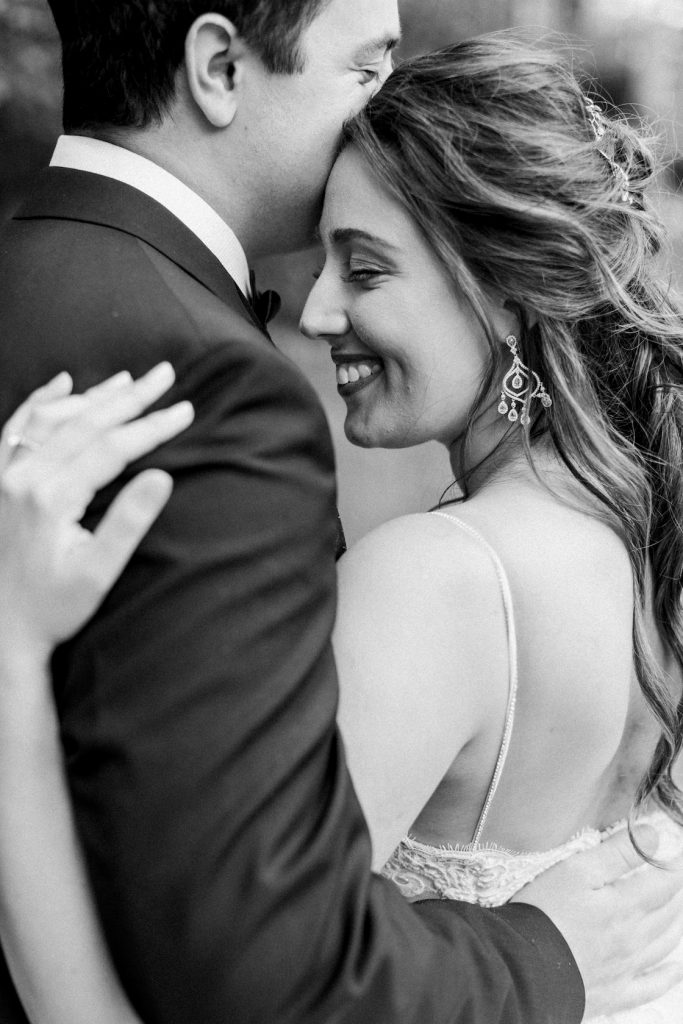 How a Romantic Lace Wedding Dress Inspired the Invitation for a northern Michigan Castle Farms wedding - Leah E. Moss Designs #michiganwedding #custominvitations #laceweddingdress