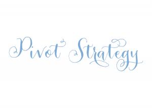 4 inspiring takeaways about pivot strategy - Leah E. Moss Designs
