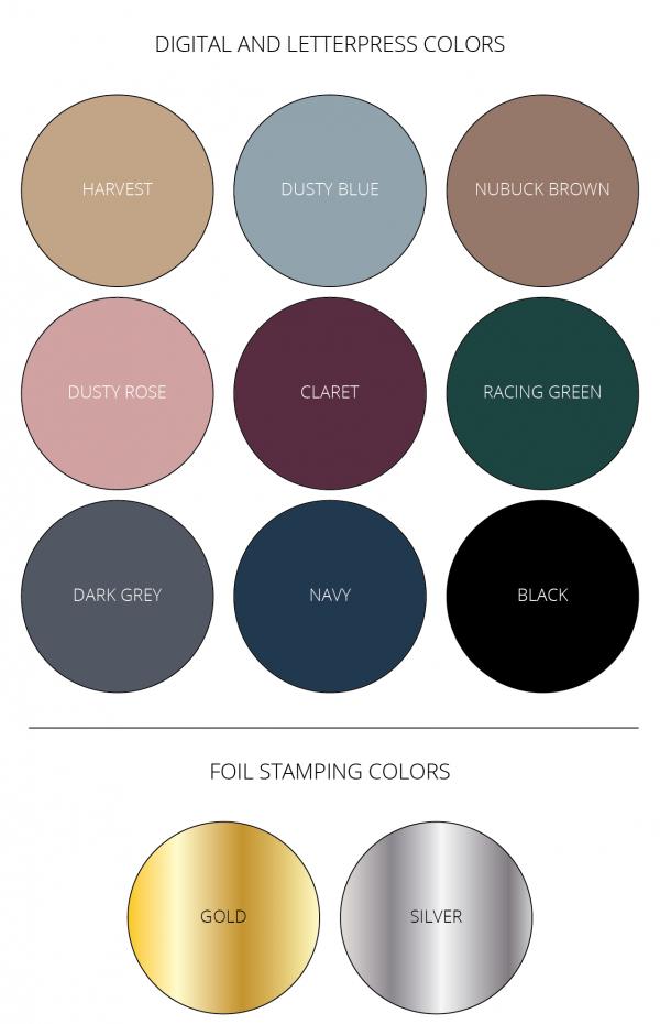 ink color - Leah E. Moss Designs