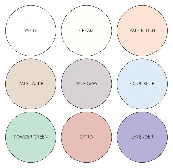 envelope color - Leah E. Moss Designs
